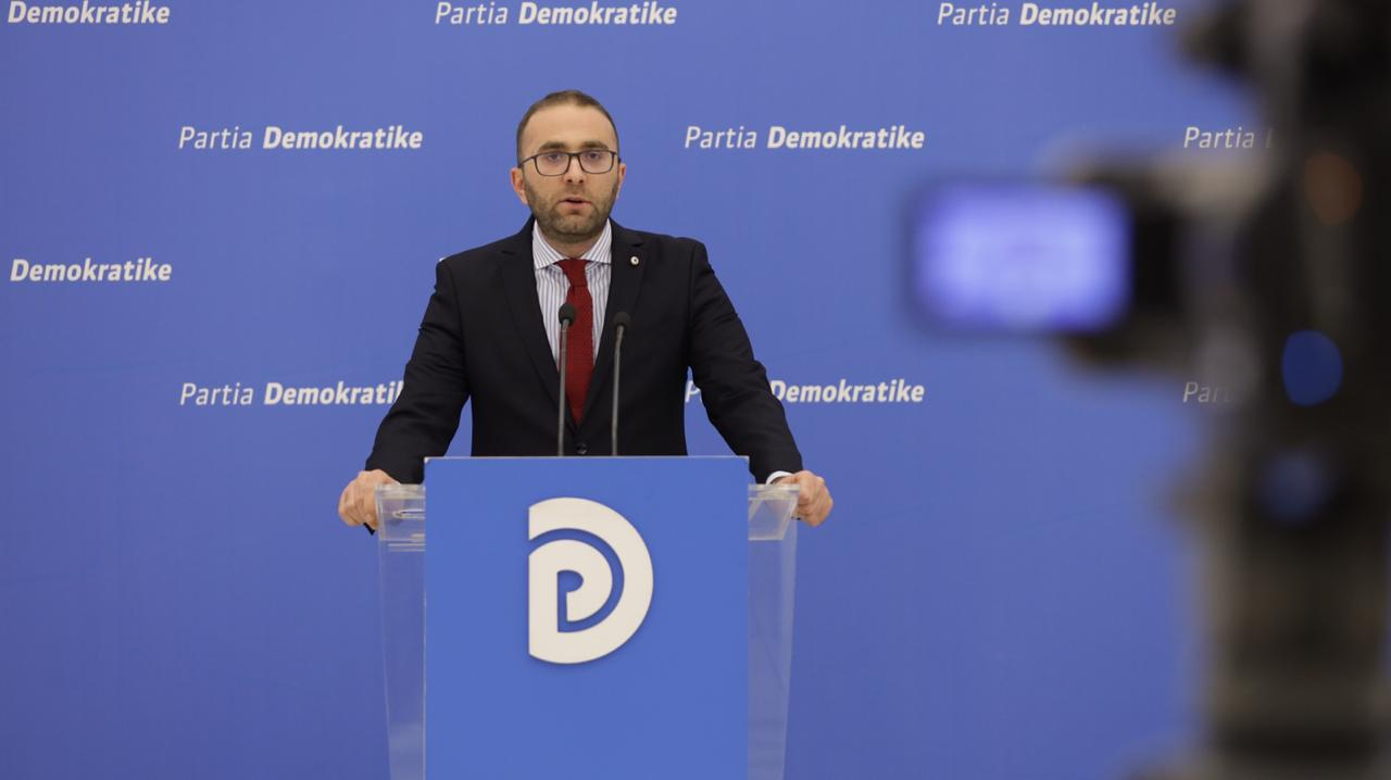 Zvarritja e hetimeve për deputetin Ervin Bushati, PD letër SPAK