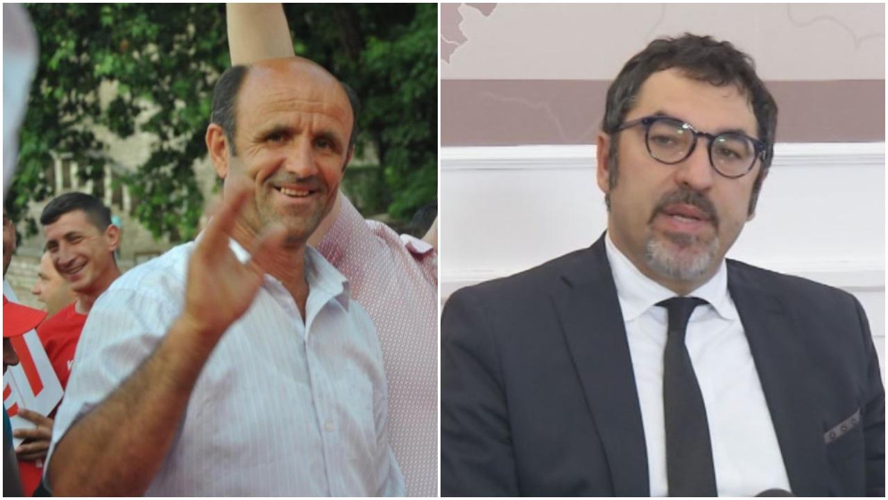 """Plas sherri në Gjirokastër, kryetari i LSI i shkon Çuçit si """"qytetar"""" në takimin elektoral"""