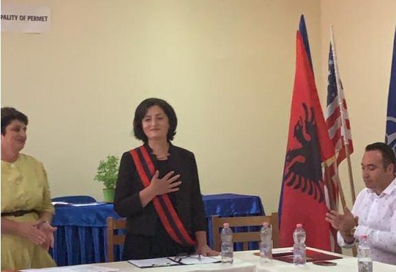 Kryebashkiakja e Përmetit rezulton pozitive me koronavirus, ja gjendja e saj shëndetësore