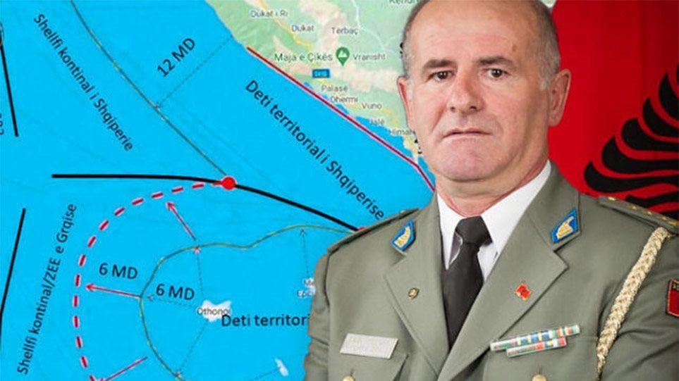 Media greke sulmon gjeneralin shqiptar pas analizës në ABC: Gjejmë forma të tjera për sulm