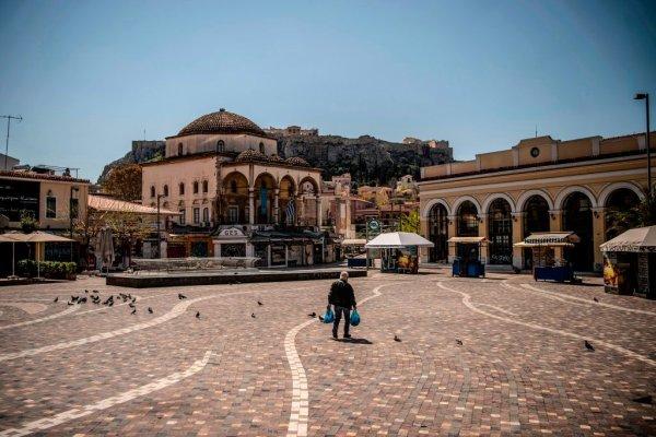Greqia zgjat karantinën deri më 7 dhjetor