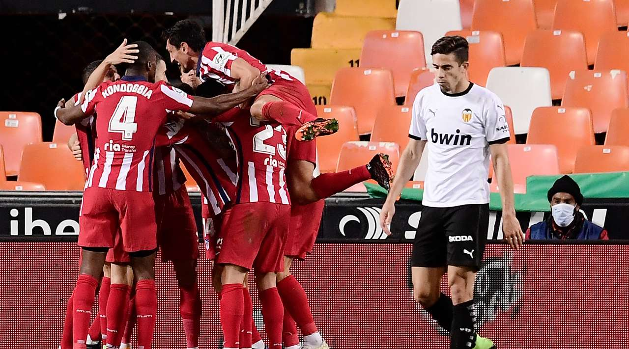 VIDEO/ Mjafton një autogol fatkeq, Atletico triumfon ndaj Valencias