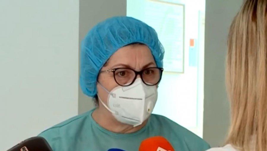 """Mjekja e """"Shefqet Ndroqit"""": Do mbrojmë shëndetin tuaj, por lufta me Covid-19 nuk fillon në spital"""