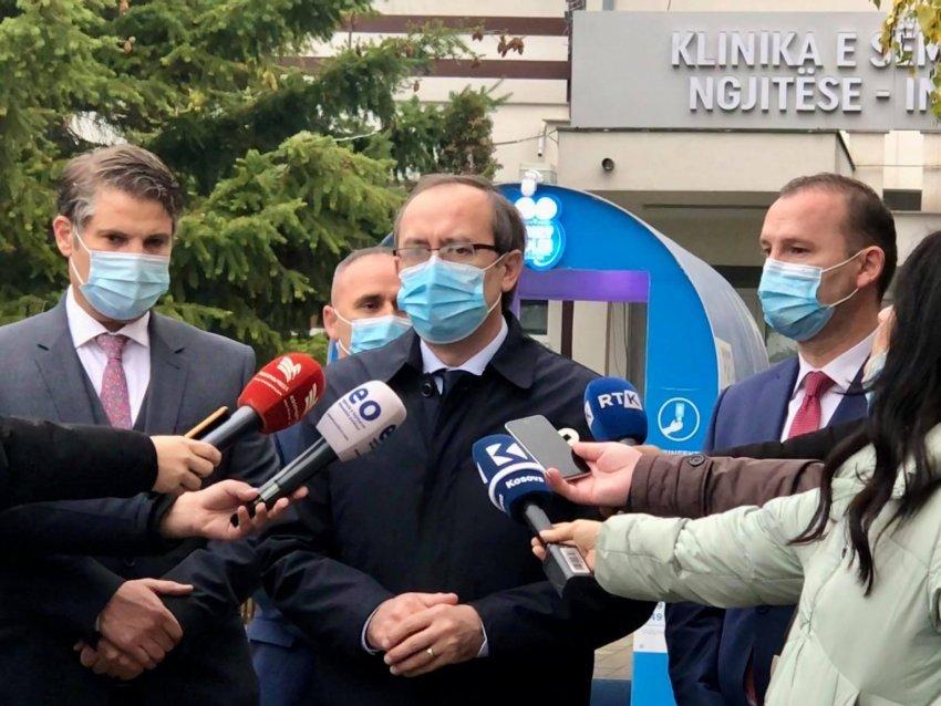 Hoti për pandeminë: Kjo është situatë lufte