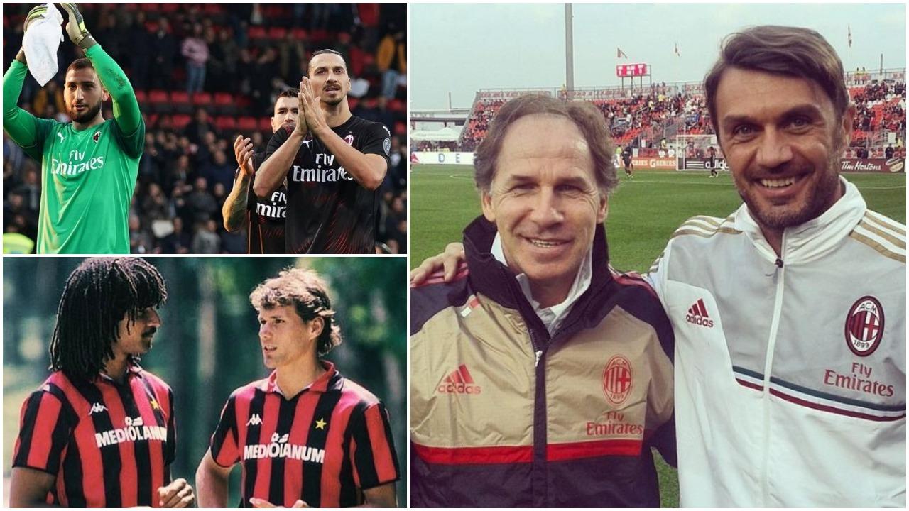 """""""Ky ekip më kujton Milanin e Sacchit, Ibra si Van Basten. Donnarumma? S'duhet të harrojë diçka"""""""