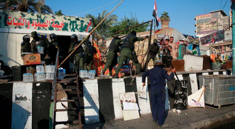 Sulm më Bagdad, 11 të vrarë dhe 8 të plagosur