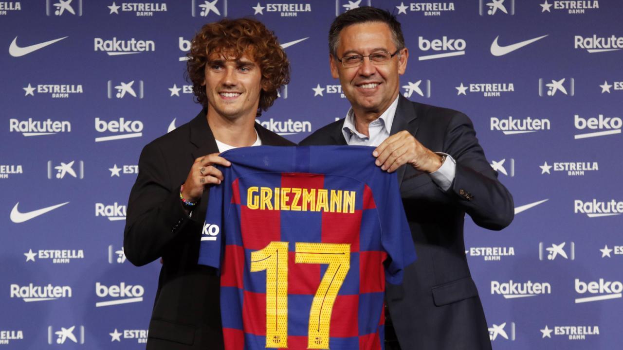 Kandidati për president: Griezmann e bleu dikush që nuk ka lidhje me futbollin