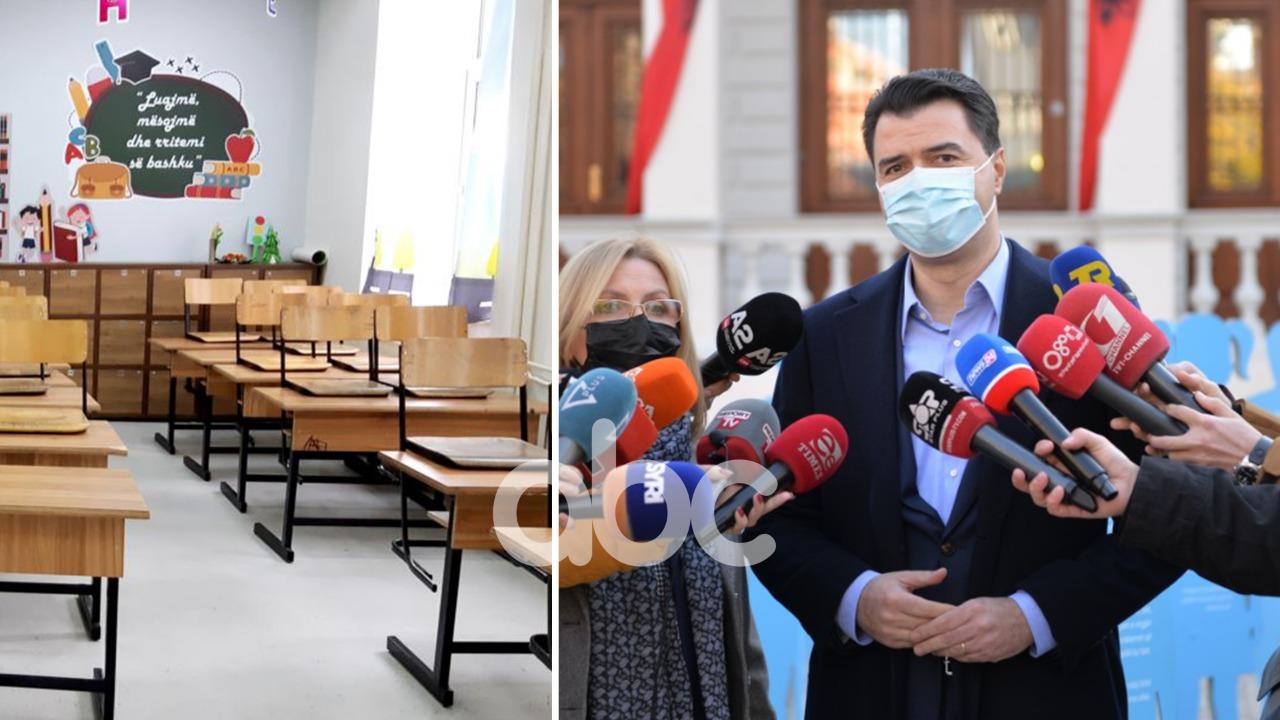 """""""Fëmijët me COVID-19 nuk të infektojnë"""", Basha: Rama ka humbur kontrollin ndaj pandemisë"""