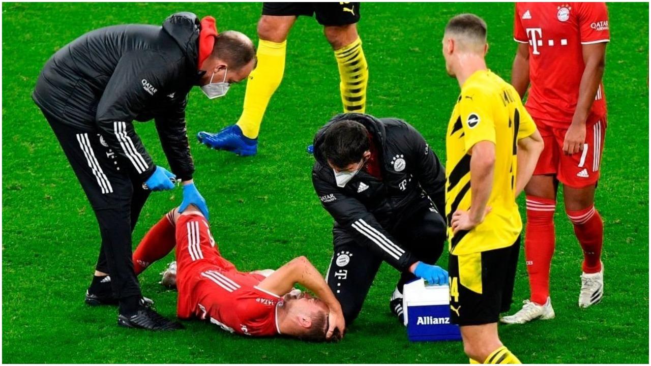 "U dëmtua në duel me Haaland, ""xholi"" i Bayern kthehet vitin e ardhshëm"