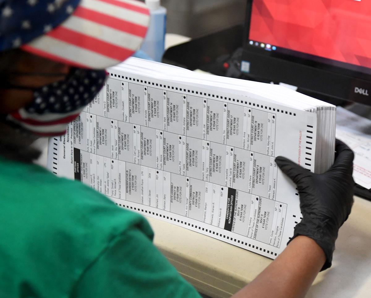 Gjykata Supreme certifikon zgjedhjet, Joe Biden fiton zyrtarisht Nevada-n