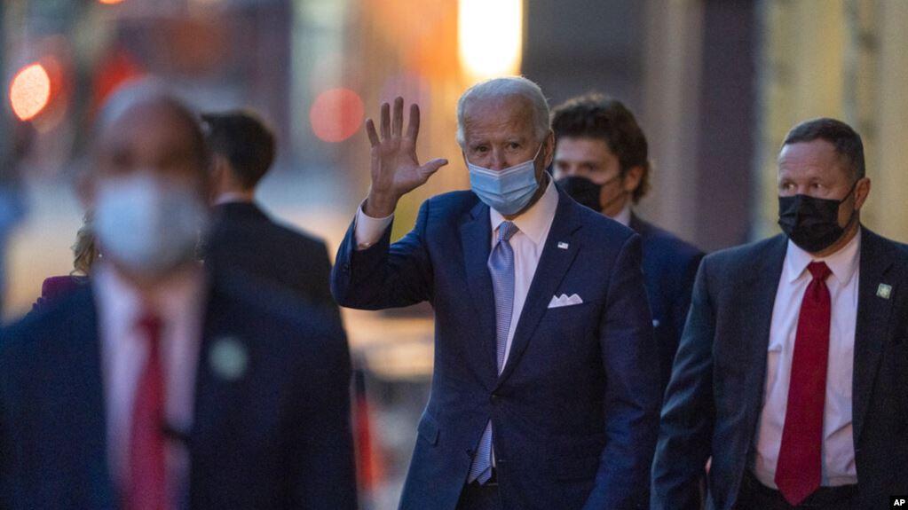 Biden: Amerika, gati të udhëheqë botën