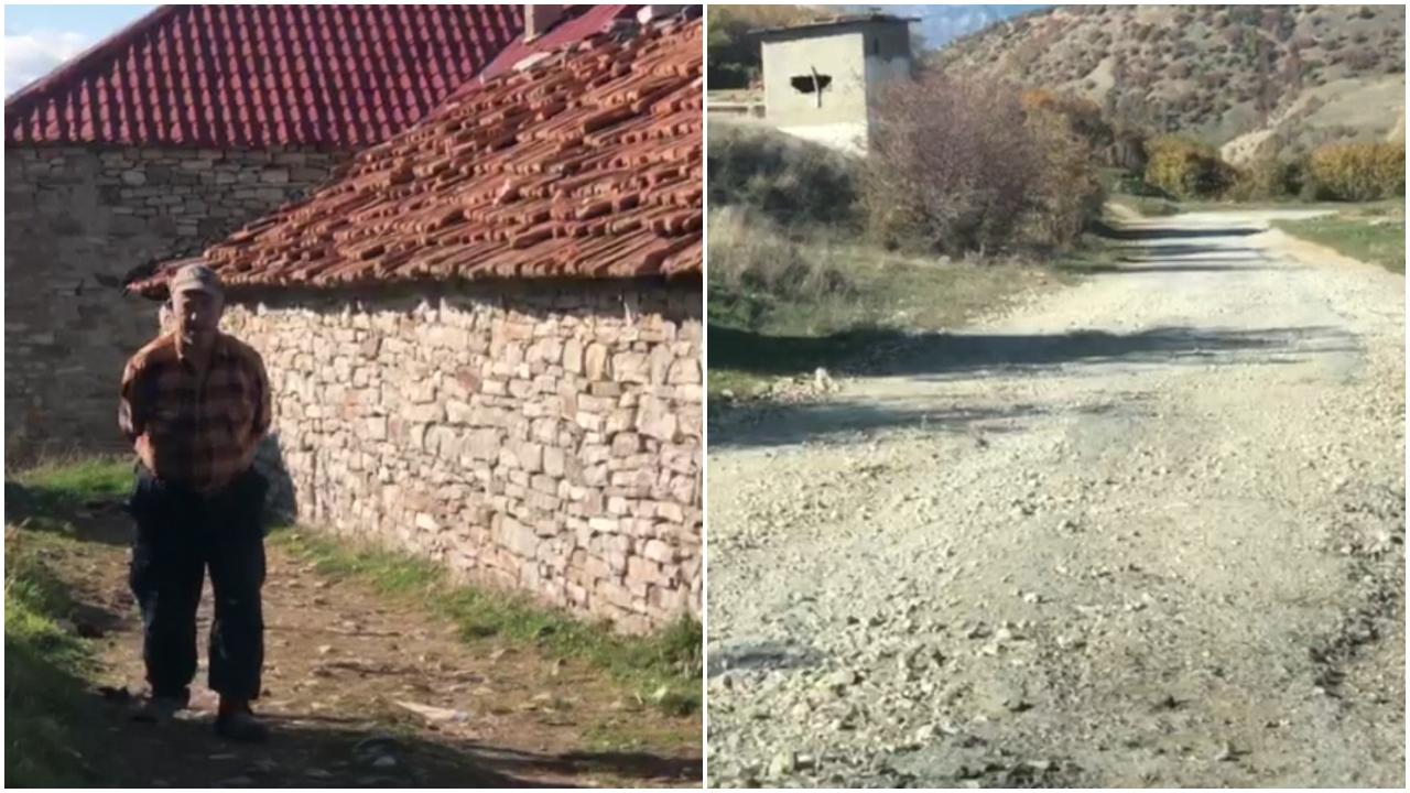 Fshati Butkë me 35 banorë kërkon ndërtimin e rrugës: Vite pa investime