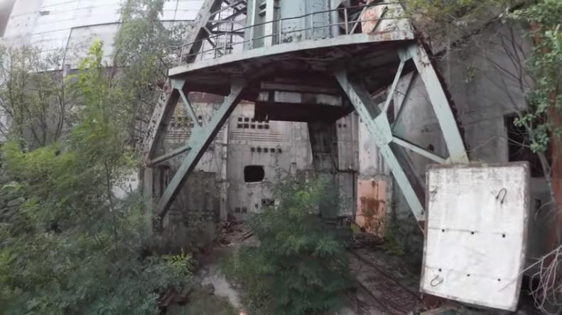 Për herë të parë, çfarë zbuloi kamera e dronit brenda reaktorit në Çernobil