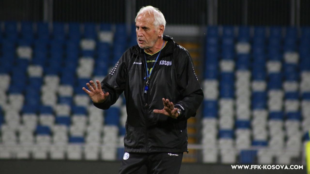 Kombëtarja evropiane pa trajner, Challandes mes kandidatëve kryesorë