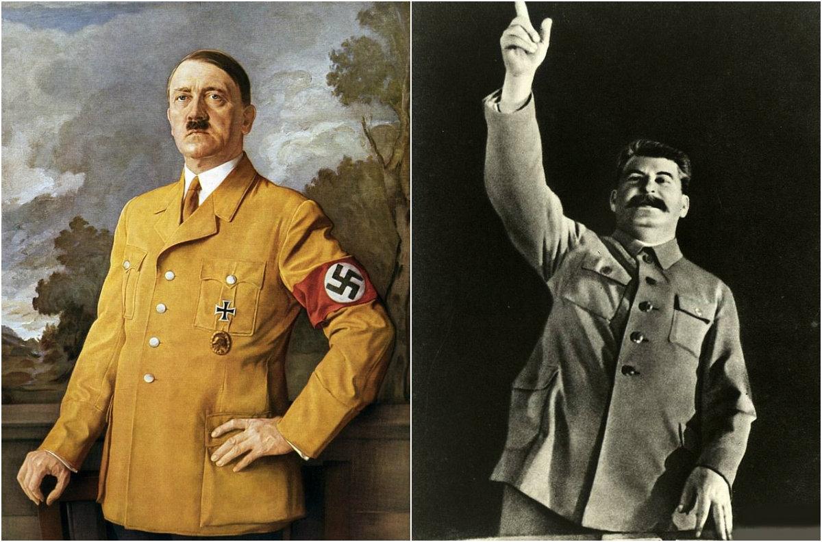 Hitleri dhe Stalini ndryshonin vetëm nga mustaqet