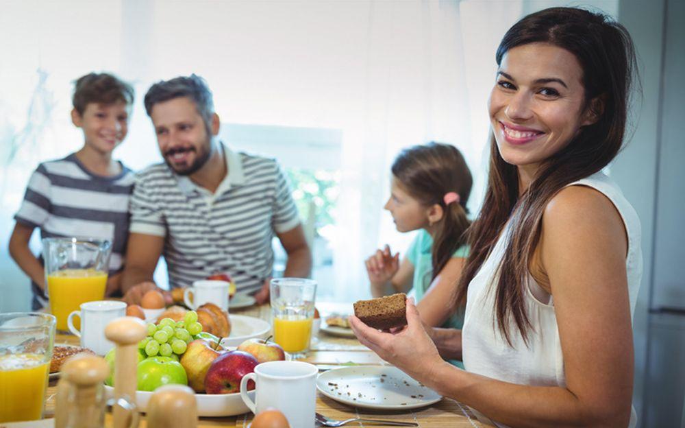 Pse është e rëndësishme për fëmijët që e gjithë familja të hajë së bashku