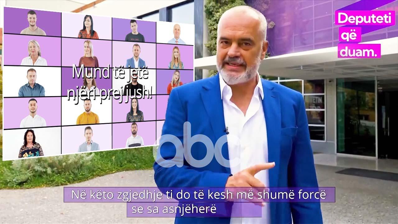 Klipe me dronë dhe regji për të joshur Ramën: Investimi në imazh i aspirantëve për deputetë