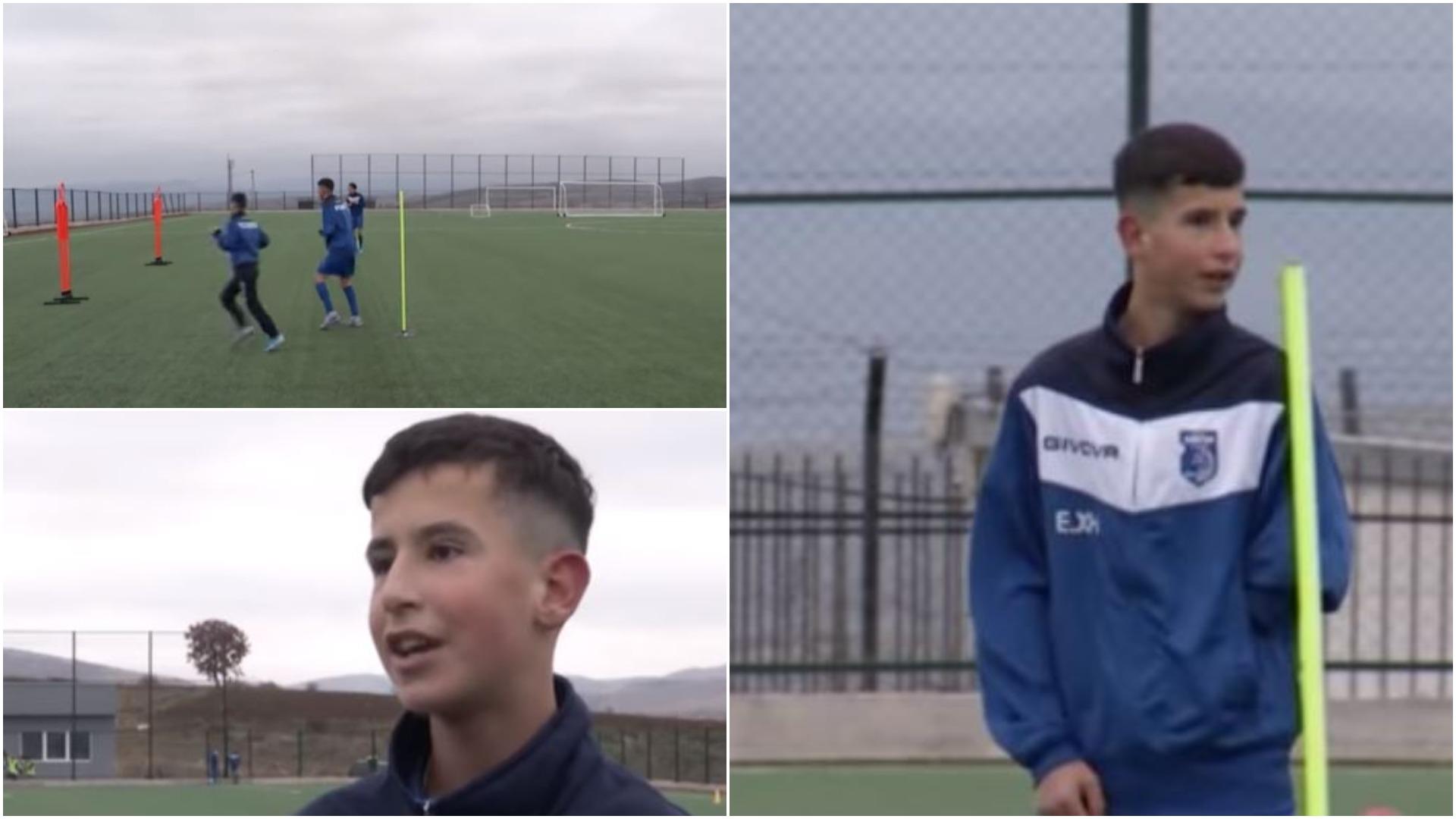 I lindur me gjysmën e një dore, talenti gjilanas bën namin në Kosovë