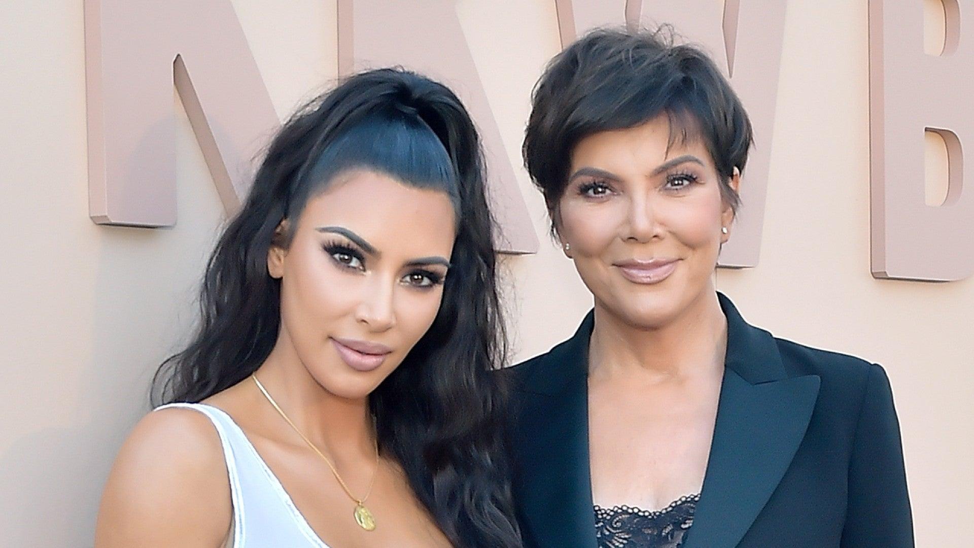 """""""Të të them të dua nuk mjafton"""", Kim Kardashian dedikim prekës për ditëlindjen e së ëmës"""
