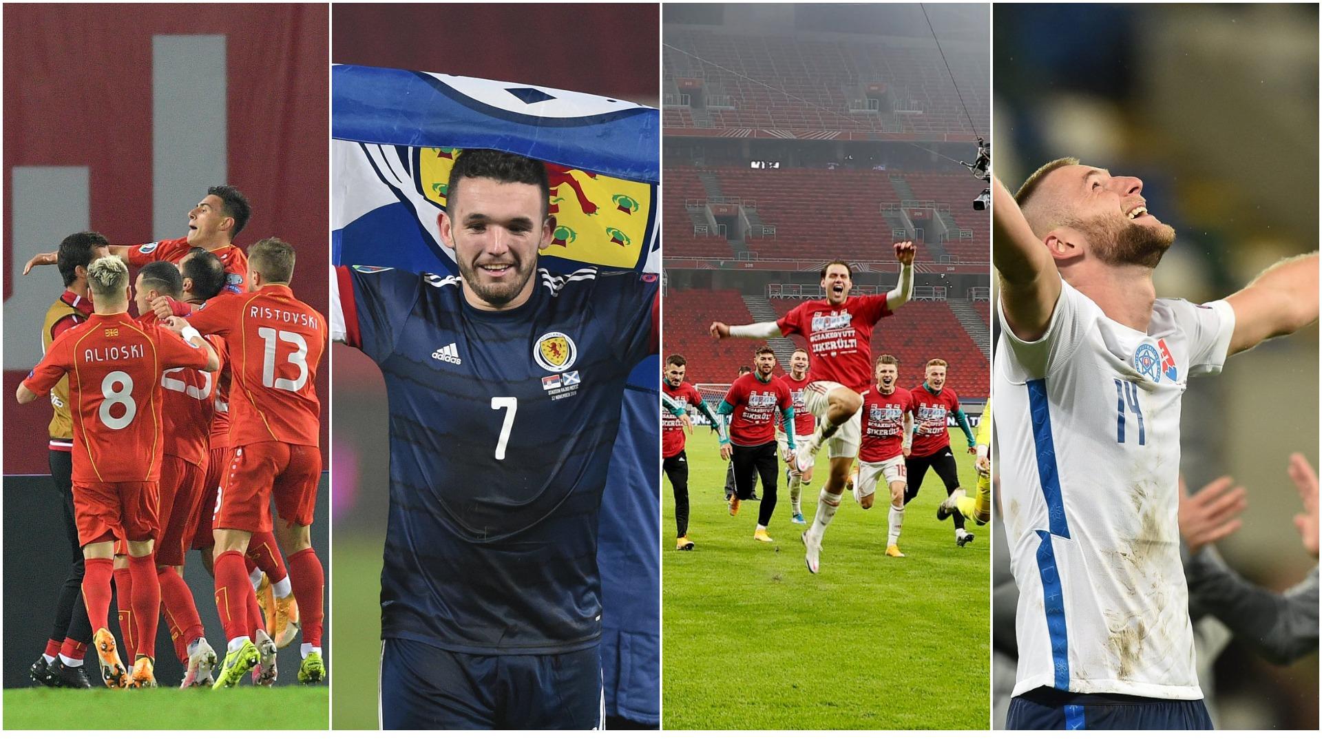 EURO 2021 nuk ka më dilema, si janë grupuar 24 kombëtaret