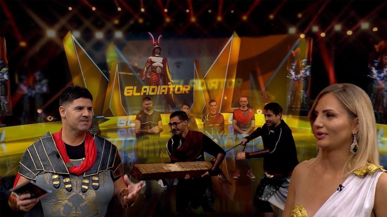 """""""Gladiator"""" nis sfidat në arenën e betejave të ABC, zbulohen surprizat e sotme të game show më unik"""