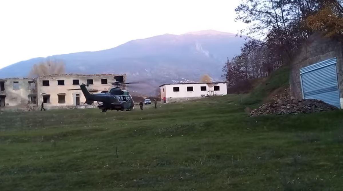 Gjunkshi: Olta Xhaçka harxhon 10 mijë euro të shqiptarëve çdo javë me helikopter për fushatë elektorale në Dibër