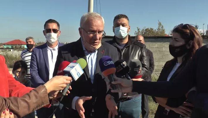 Ferdinand Xhaferraj: Qytetarët e Durrësit të braktisur, 25 prilli do të jetë dita e referendumit