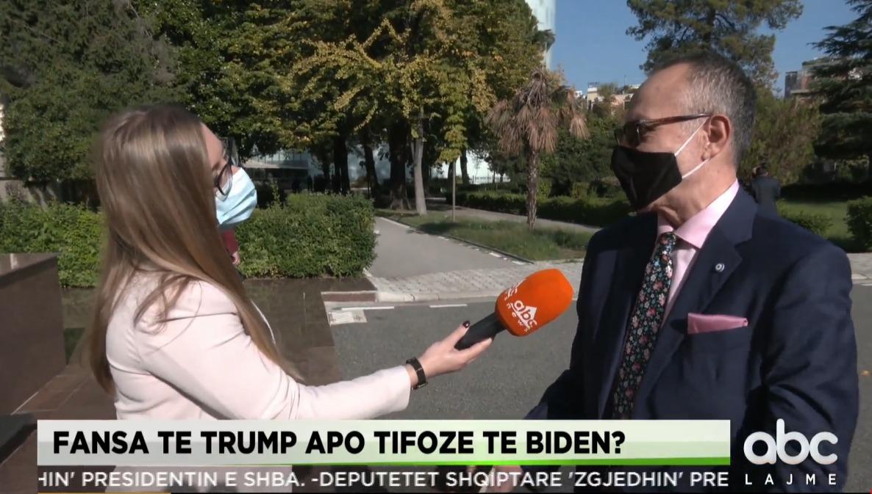 Trump apo Biden? Deputeti i PS: Do të votoj në Amerikë, fituesi i paparashikueshëm