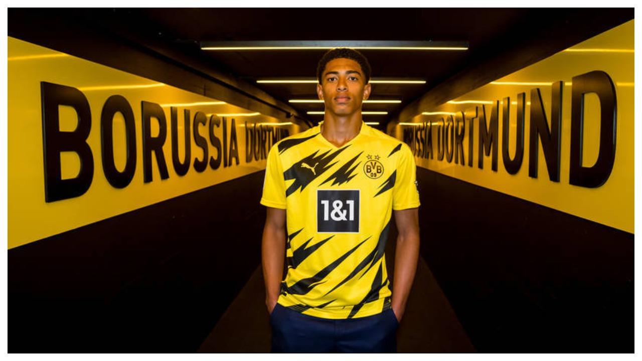 """Shkëlqeu në Bundesliga, adoleshenti i Dortmund grumbullohet nga """"3 Luanët"""""""