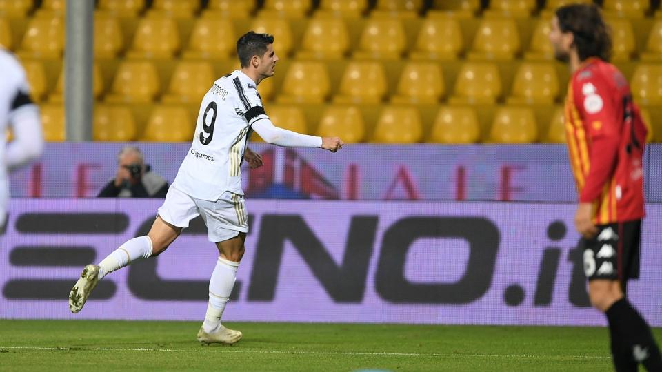 VIDEO/ Morata nuk mjafton, Benevento barazon në limitet e së parës