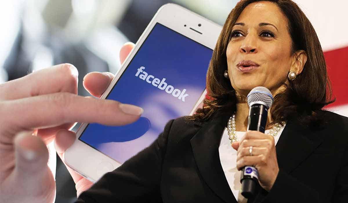 Facebook merr masa ndaj zv.Presidentes Harris, fshin postimet me përmbajtje urrejtje