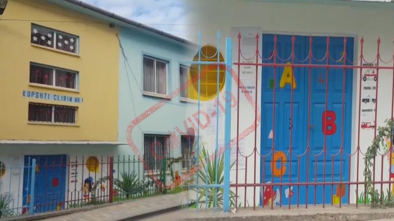 Infektohen 2 edukatore, mbyllet kopshti në Berat