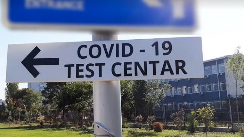 Shifra të larta në Maqedoni, 977 raste të reja dhe 31 të vdekur nga Covid