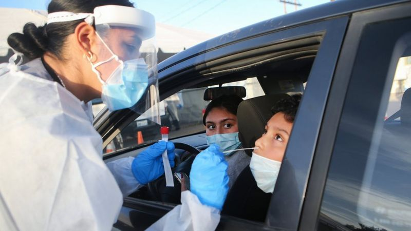 SHBA tejkalon 11 milion të prekur me koronavirus