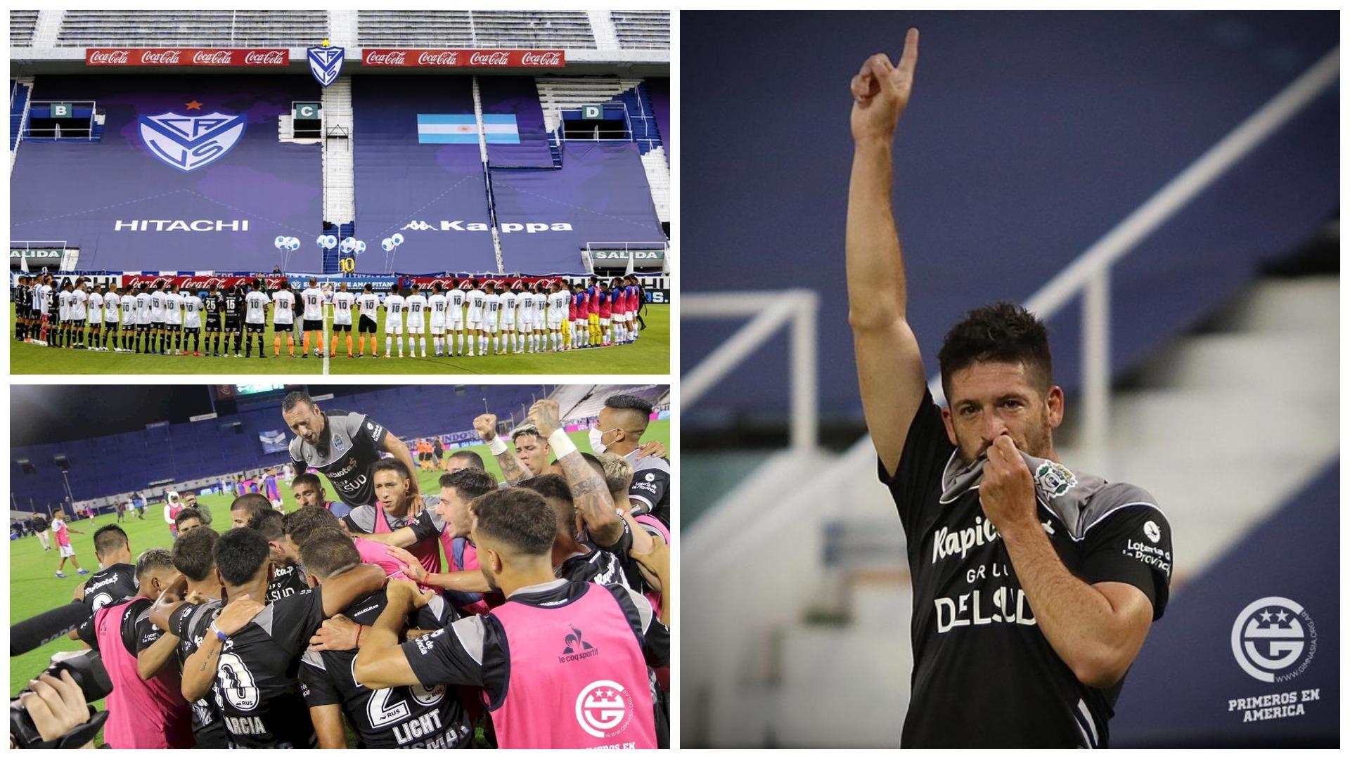 VIDEO/ Lot, dedikim dhe këngë: Gimnasia triumfon për Maradonën