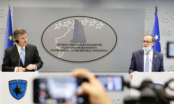 Vuçiç iu ndalua hyrja në Kosovë, Lajçak letër Hotit