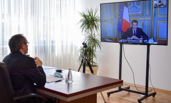 Hoti video-konferencë me Macron, dritë jeshile për liberalizimin e vizave