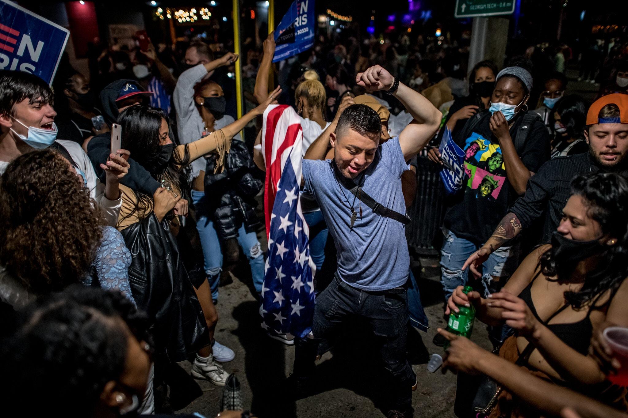 Përfundon numërimi në dy shtetet e fundit: Biden merr Georgia-n ndërsa Trump, Karolinën e Veriut