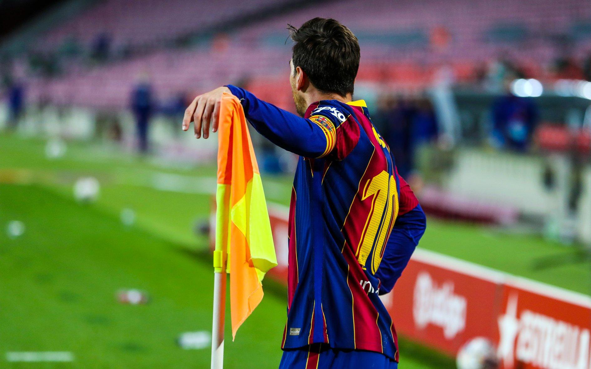 Projekt i detajuar, City ka gati kontratë 10-vjeçare për Messin