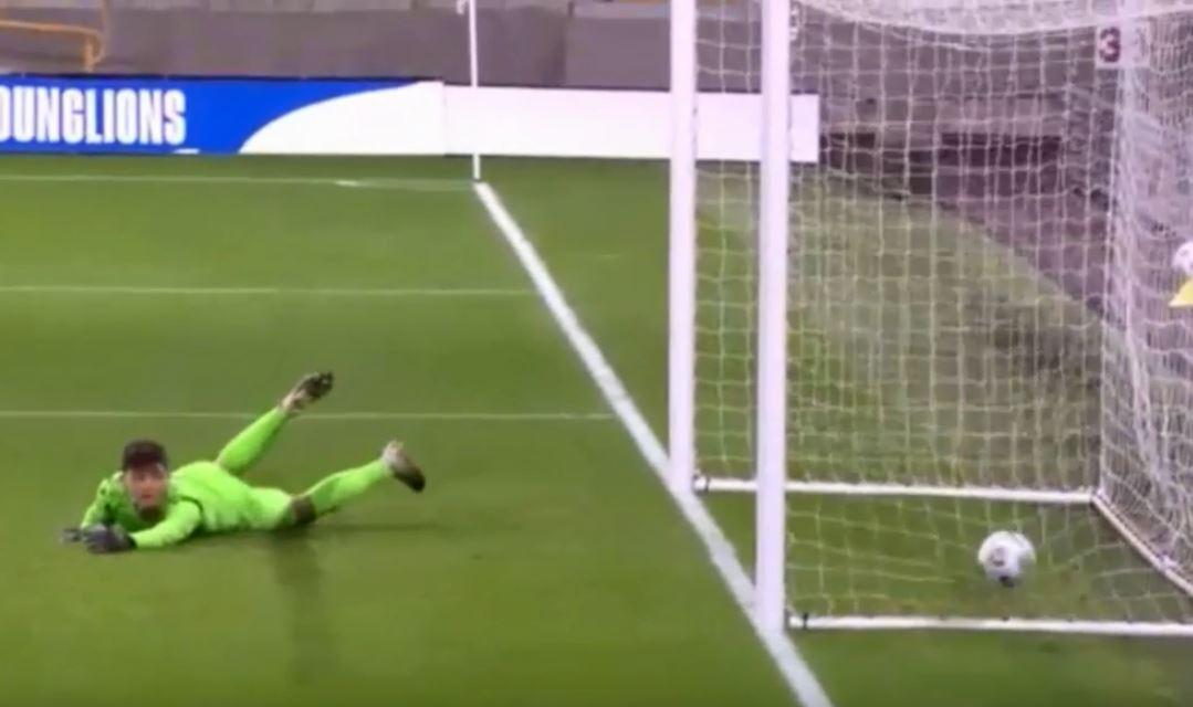 VIDEO/ I falim gol Anglisë, Marco Molla debuton me gafë te Shqipëria