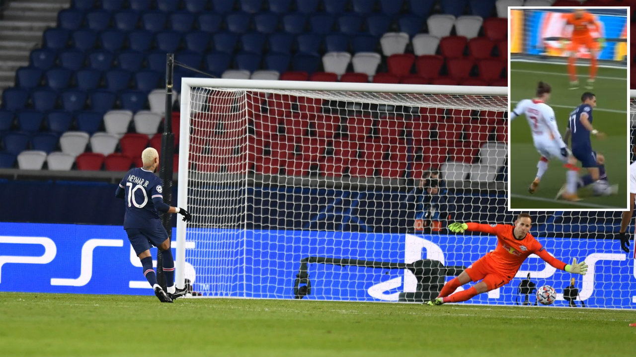 """""""Barsoletë, jo penallti! Di Maria u zhyt dhe VAR po shihte ndeshje tjetër"""""""