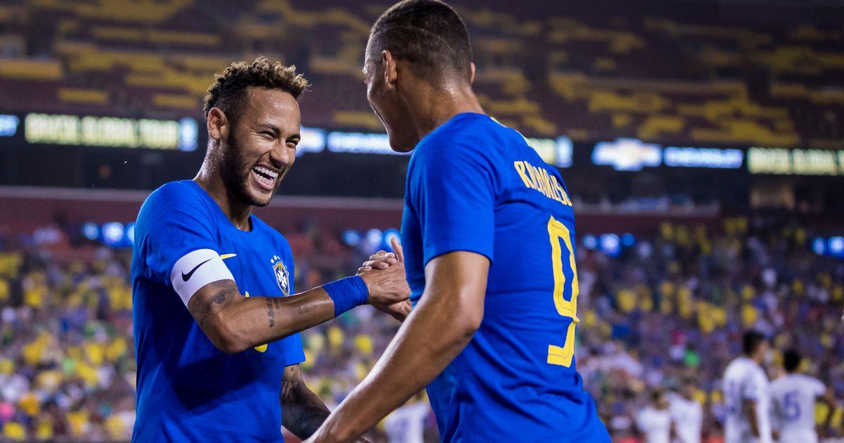 Neymar i zbuloi numrin, Richarlison merr 10 mijë mesazhe për 5 minuta