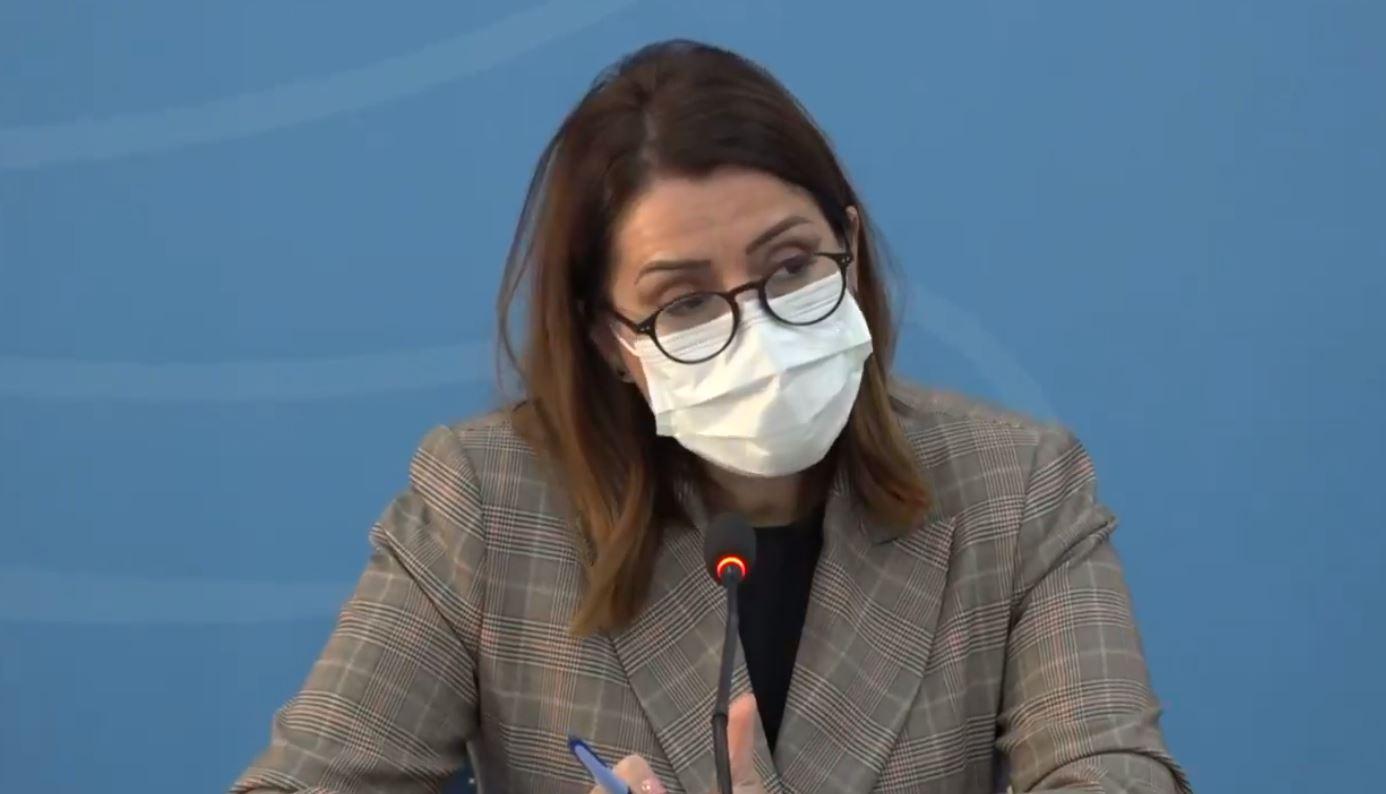 """""""Vdekjet nga Covid dy herë më të larta"""", Manastirliu: Raportet ditore vijnë nga spitalet"""