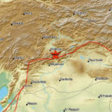 Tërmet i fortë në Turqi