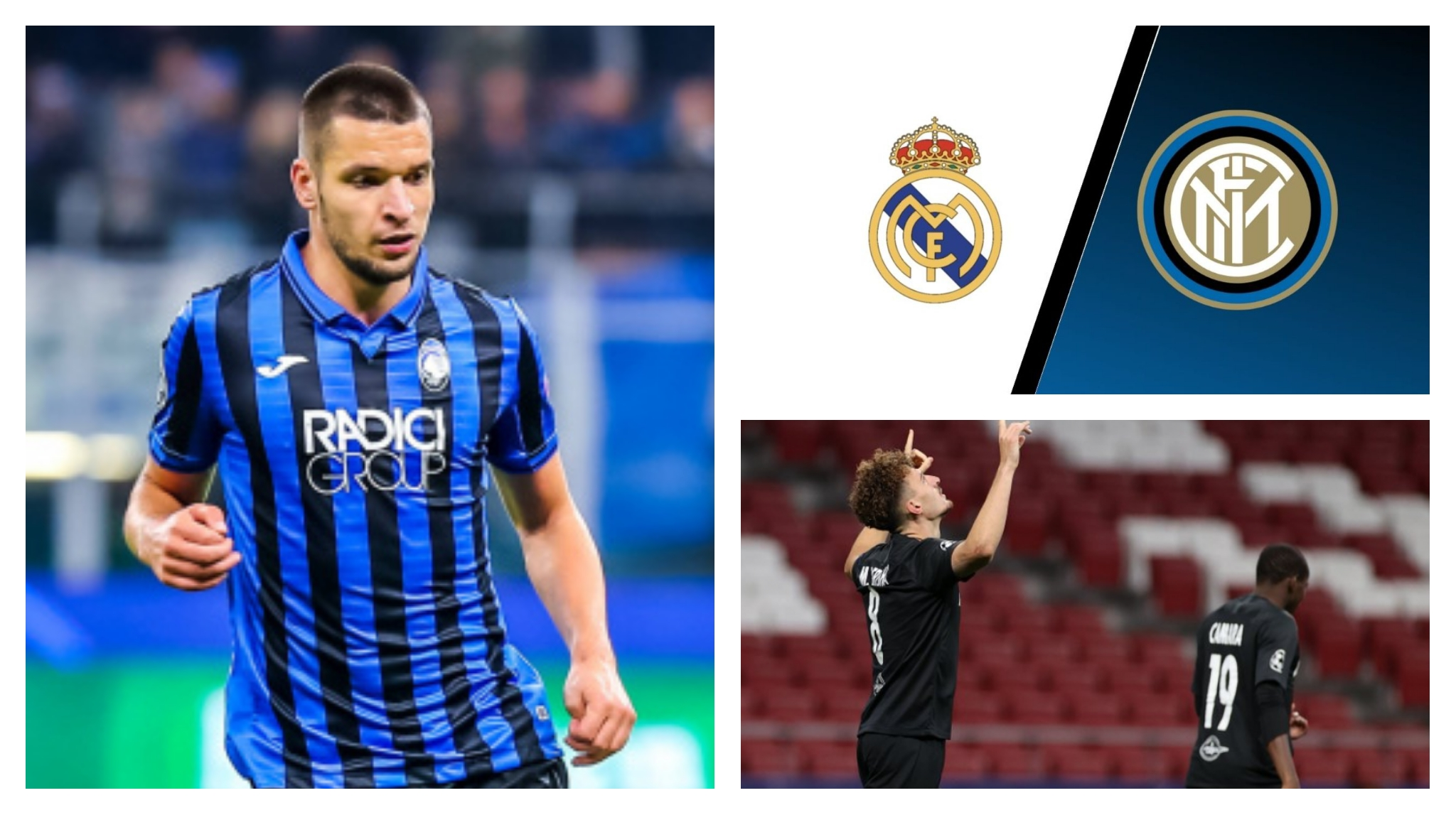 Nata e Champions: Jo vetëm Real-Inter, Gjimshiti e Berisha sfidojnë dy kampionët e fundit