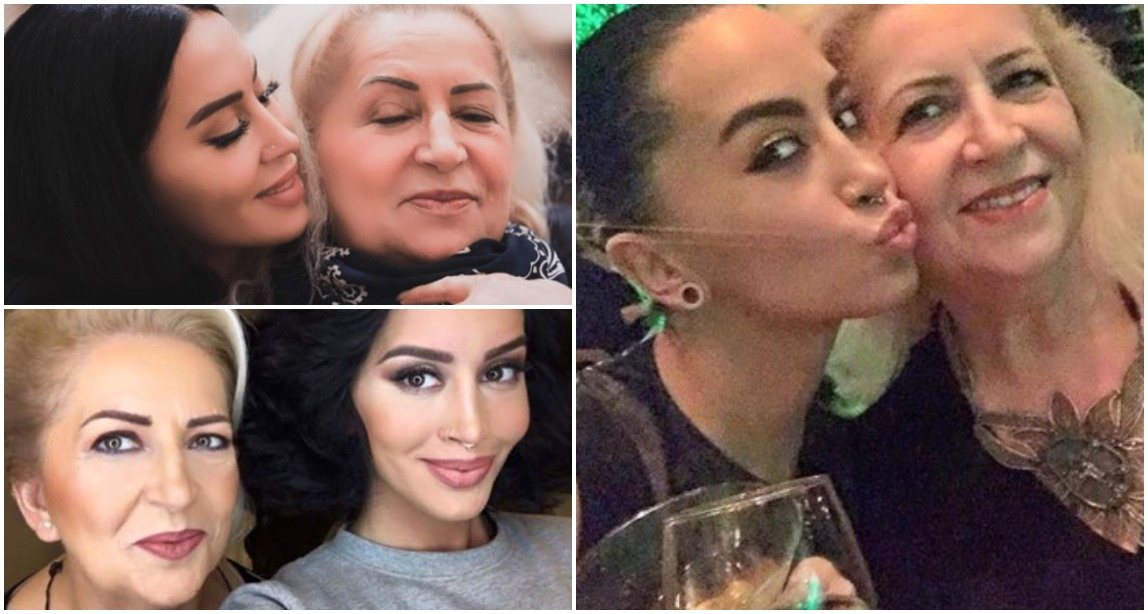 """""""Gruas që më mësoi të bëj mirë"""", Dafina Zeqiri emocionon me dedikimin kushtuar së ëmës"""