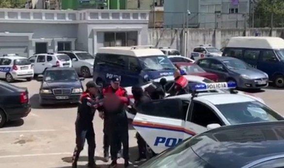 Me drogë në makinë, tre të arrestuar në Vlorë