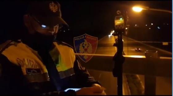 """""""Mos shpejto të arrish më të keqen"""": Çfarë zbuloi policia mbrëmë pas mesnate në Tiranë"""