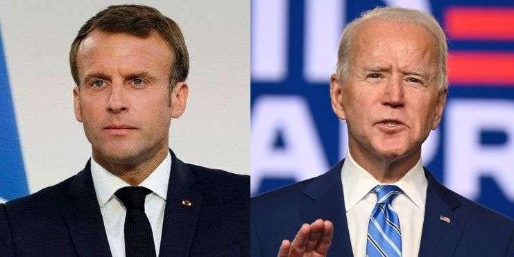 Macron: Zgjedhja e Biden, shans që ta bëjmë planetin madhështor sërish