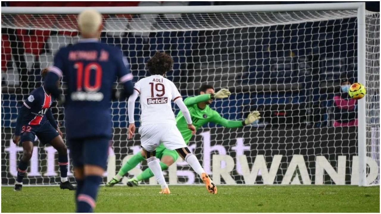 VIDEO/ PSG ka harruar të fitojë në kampionat, Bordeaux e frenon në kryeqytet